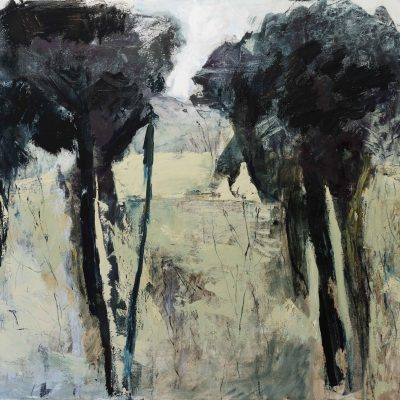 Bushveld Fragments Oil on Belgian linen 130x180cm