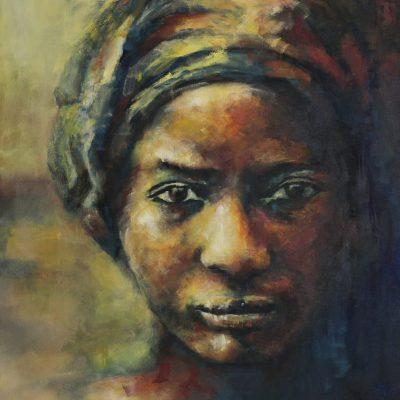 Kyne Nislev Bernstorff Young Mucabal Woman